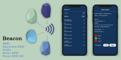 Beacon Scanner - Android Source Code