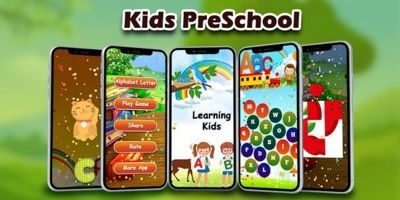 ABC PreSchool Kid Alphabet For Kids Source Code