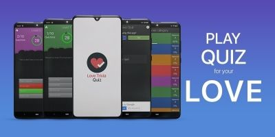 Love Trivia Quiz Game Android Source Code