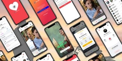 Ionic 5 Dating App - Full Template