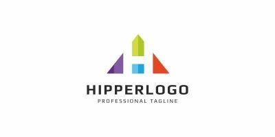 Hipper H Letter Logo