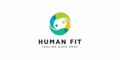 Human Fitness Logo