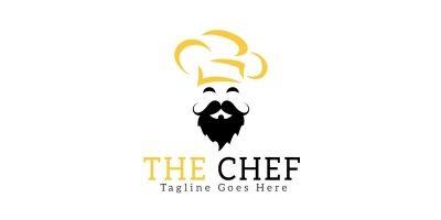 The Chef Logo Design.