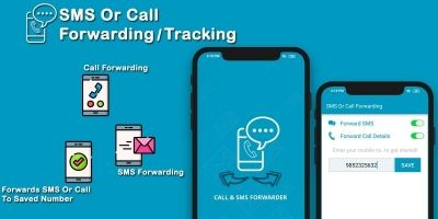 SMS Or Call Forwarding Android Source Code