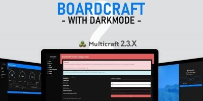 BoardCraft - Modern MultiCraft Theme