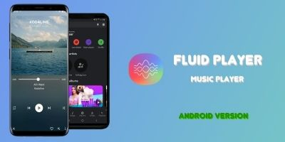 Fluid Player - Music Player For Android