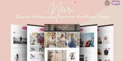 Neira - Feminine WordPress Theme