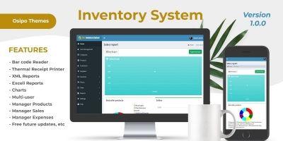 Flex Inventory Sales Management System