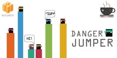 Danger Jumper - Full Buildbox Game