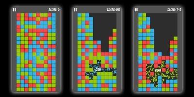 Color Blocks - Unity Source Code