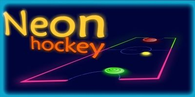 Neon Air Hockey - Unity Project