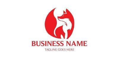 Red Fox Logo