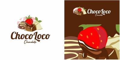 Chocolate Choco Loco Logo