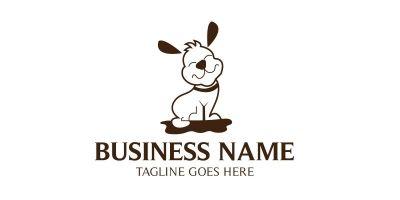 Smile Dog Logo