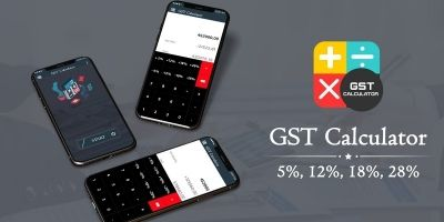 GST Calculator And GST Rates - Android App Source
