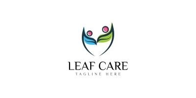 Leaf Care Logo