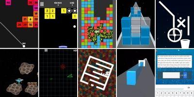10 Games Bundle - Unity Source Code