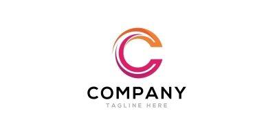 Compare Letter C Logo