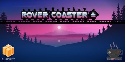 Rover Coaster - Full Buildbox Game