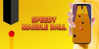 Speedy Marble Ball - Buildbox Template