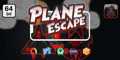 Planes Escape 64 bit - Buildbox Template