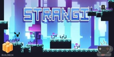 Strangi - Full Buildbox Game