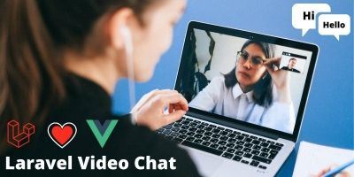 Laravel Video Chat