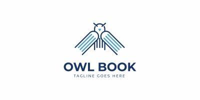 Owl Book Logo