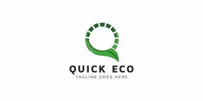 Quick Q Letter Logo