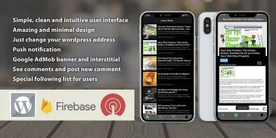 WordpressApp - Wordpress iOS App Source Code