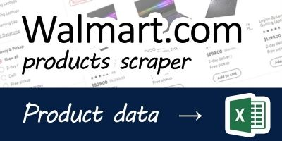 Walmart Scraper - .NET Source Code