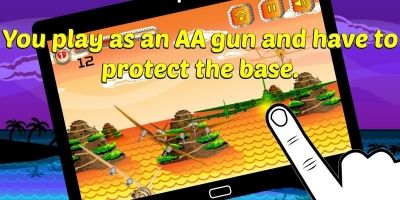 AA Touch Gun - Unity Complete Project
