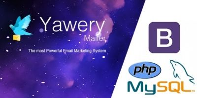 Yawery Mailer - Email Marketing System
