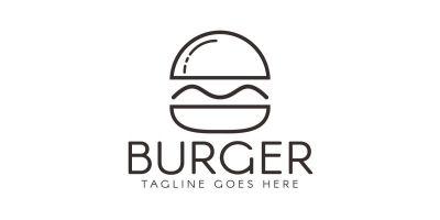 Burger Logo Design