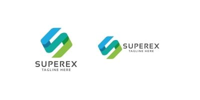 Super Letter S Logo