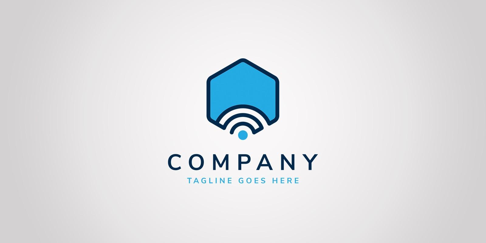 Wifi Cube Logo