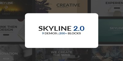 Skyline Multi-purpose HTML Template