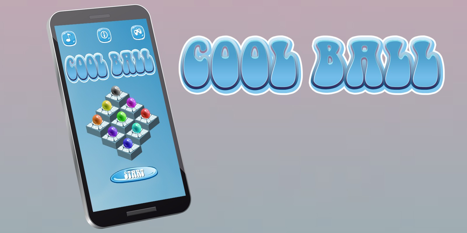 Cool Ball Android iOS Buildbox
