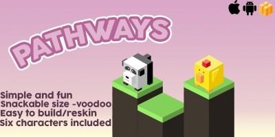 Pathways - Buildbox Template