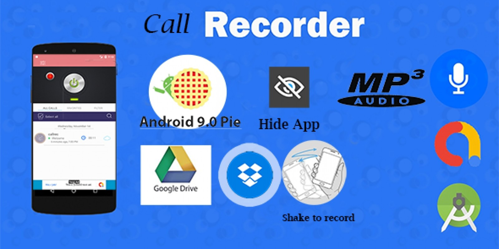 Call Recorder - Android Source Code