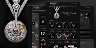 Jewelry - PrestaShop Theme