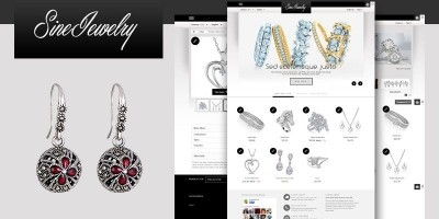 Shine Jewelry - PrestaShop Theme