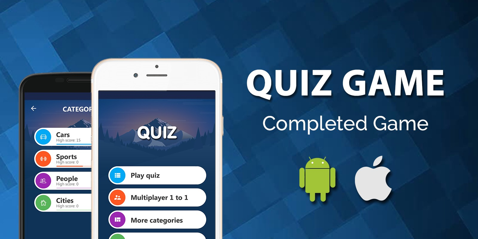 Quiz Game iOS App Template