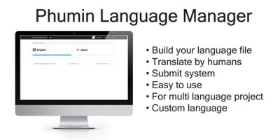Phumin Language Manager - PHP Script