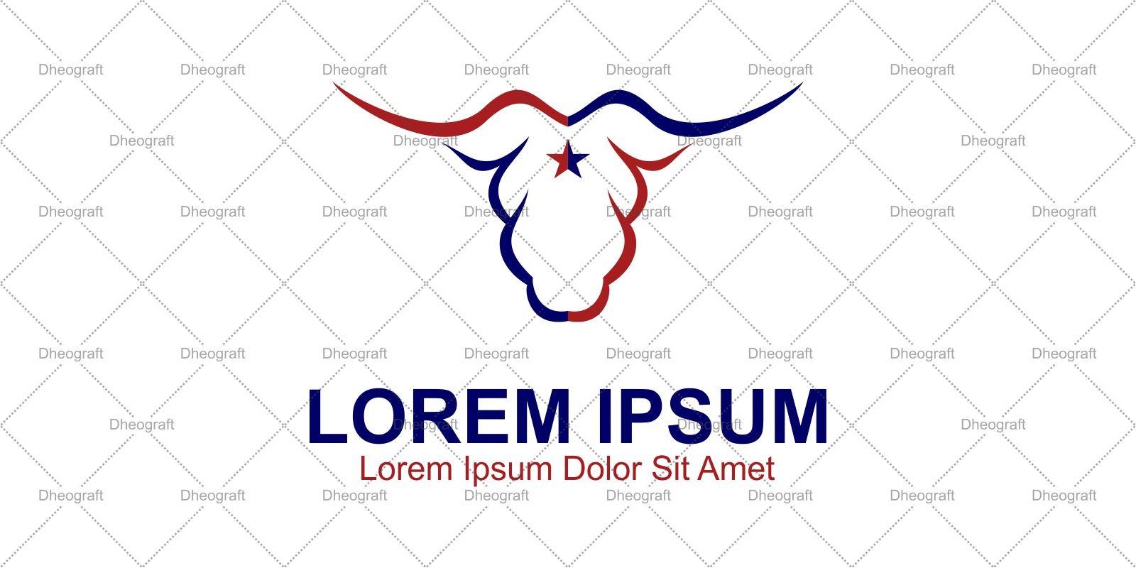 Longhorn Bull Logo