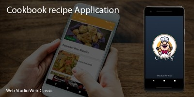 Cooking Recipes Application For Android