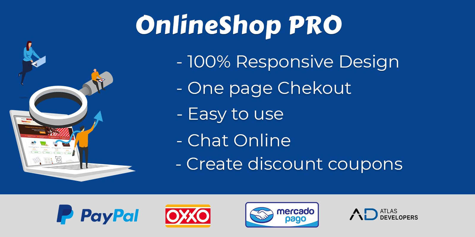 Onlineshop Pro - PHP eCommerce System