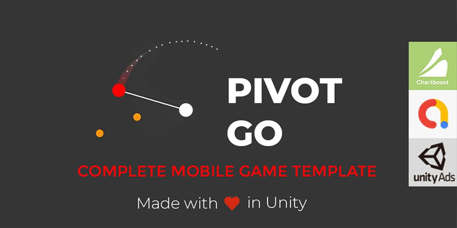 Pivot Go - Complete Unity Project