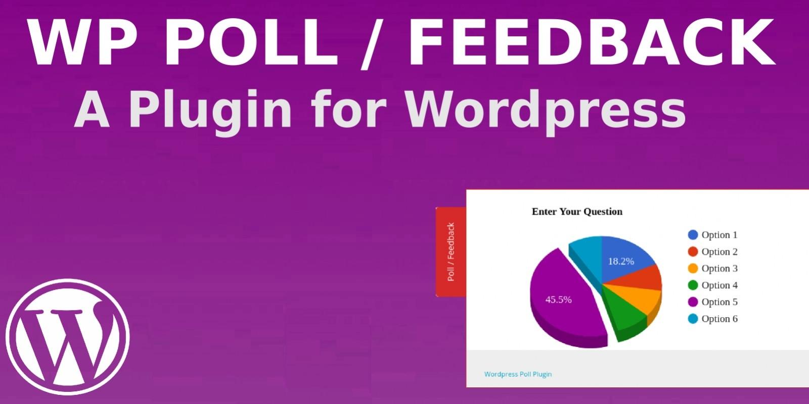 Poll or Feedback Wordpress Plugin