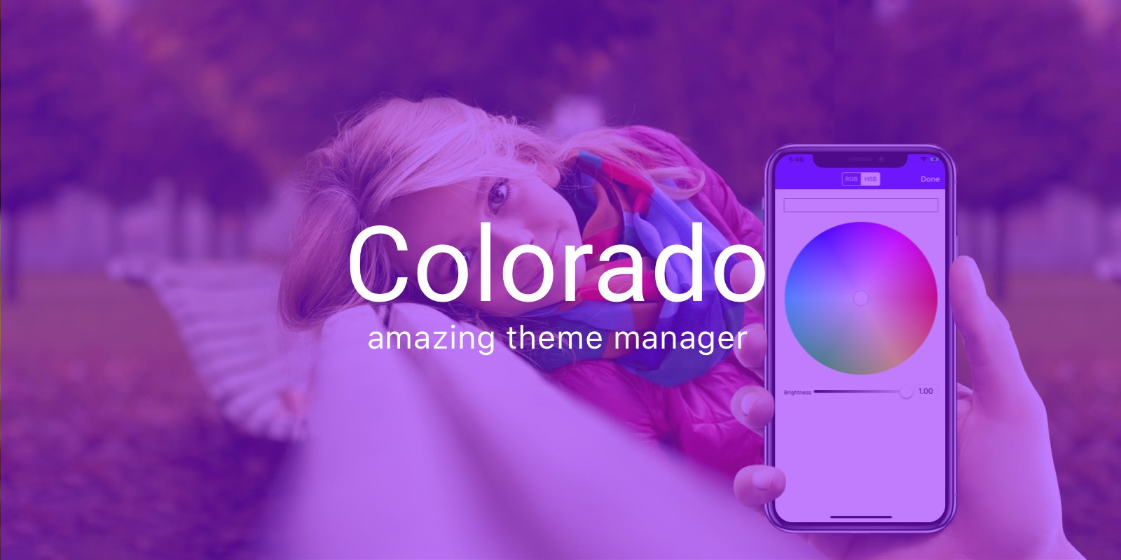 Colorado - Theme Manager iOS Source Code